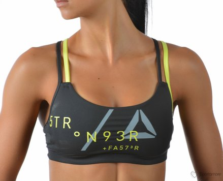 reebok one series strappy bra sport-bh