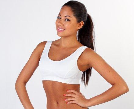sport-bh stora bröst