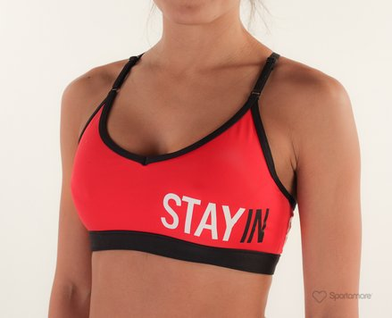 Stay in Place Racerback A/B