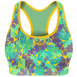 Active Crop Top Pattern-2