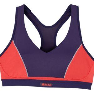 Active Sports Padded Bra - Bla, Coral Bloom, 75b, Varumärken