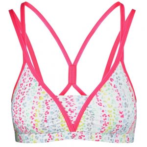 Julie Sport Top S16 Pink Pattern