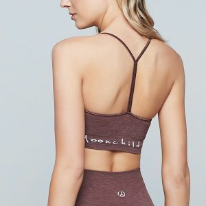 Sport-BH Yoga Seamless Zen Top Earth - Moonchild Yogawear