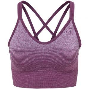 Sports Light Support Bra Deep purple