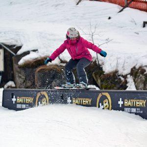 Sport-bh för vinterbruk