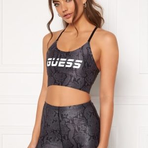 Guess Active Bra L Support Animal GBAMl S