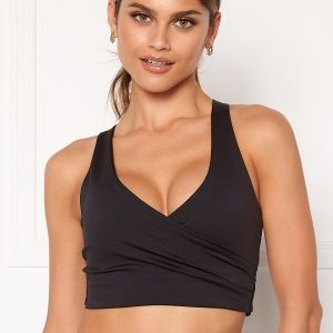 Röhnisch Wrapped Sports Bra Black S