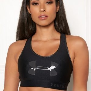 Under Armour Armour Graphic Sport Bra 001 Black S