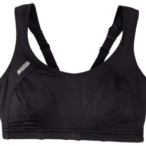 Active Multisports Support Bra, Black, 65g, Varumärken