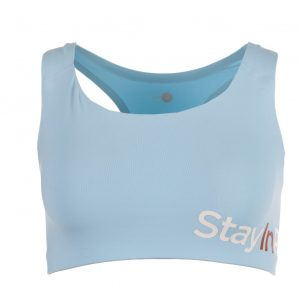 Active Sport Bra C/D, Ice Turquoise, L, Stay In Place