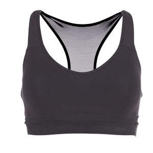 Pad Sports Bra C/D, Black, M, Stay In Place