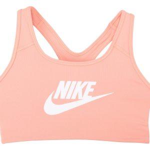 Women's Nike Swoosh Futura Spo, Pink Quartz/White, L, Nike