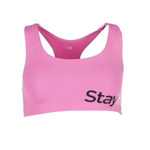 Active Sports Bra A/, Bright Rose, Xs, Stay In Place