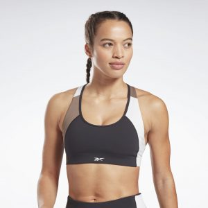 Lux Racer Padded Sports Bra