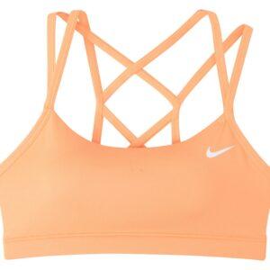 Nike Favorites Strappy Women's, Fuel Orange/White, Xxl, Nike