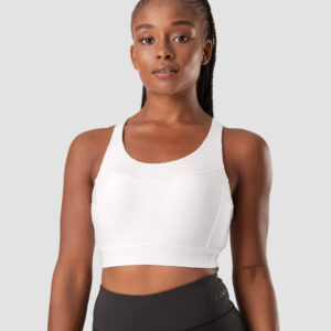 Energize Sports Bra White - XS