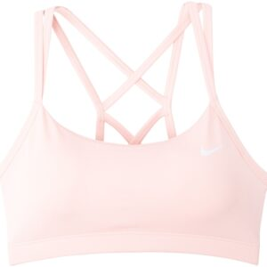 Nike Favorites Strappy Women's, Echo Pink/White, Xxl, Nike